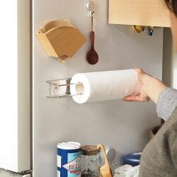 家事問屋壁付けキッチンペーパーホルダー