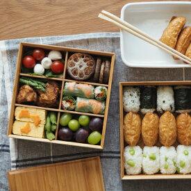 ■【公長齋小菅×プロキッチン】6.5寸 二段重箱 オリジナル仕切り付