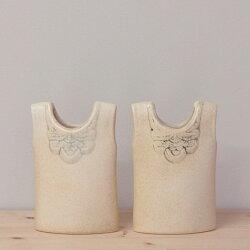 リサ・ラーソンワードローブベスト130mm花瓶/LisaLarsonWardrobeVest