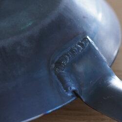 【プロキッチンオリジナル】山田工業所鉄打出ちょこっとフライパン18cm(2.3mm)/PROKITCHEN