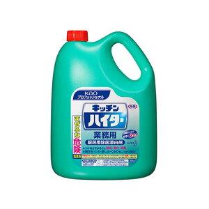 キッチンハイター 業務用 5kg 塩素系除菌漂白剤