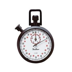ABSアナログストップウォッチ15分計 1周30秒 最小:1/10秒 121.0417-00