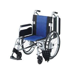 車椅子 (多機能アルミタイプ) 介助ブレーキあり Fit-ALB-M