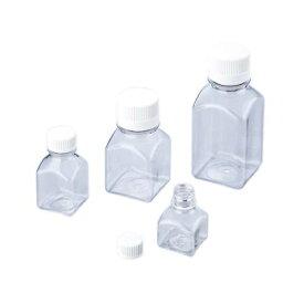 角型培地瓶 (PETG製・滅菌済) 30mL 24本*4入 2019-0030