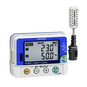 データミニ(温度・温湿度モデル) 温湿度ロガー LR5001