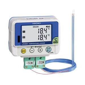 データミニ(温度・温湿度モデル) 温度ロガー(熱電対) LR5021