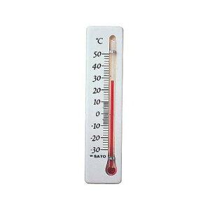 冷蔵庫用温度計 ミニ縦型 25*106*8mm 1715-00