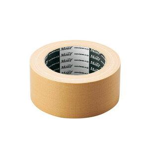 布粘着テープ 梱包用 50mm*25m*0.2mm 1箱 (30巻入) No.8015