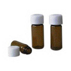 スクリュー管瓶 6mL 褐色 SCC (純水洗浄処理済み) No.2 1箱(20本×5袋入)