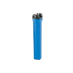 樹脂製フィルターハウジング 20青 3/4AQ