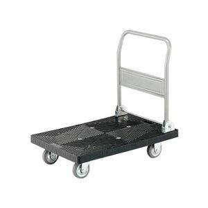 静音樹脂台車 耐荷重300kg 900*600*880 SPC300