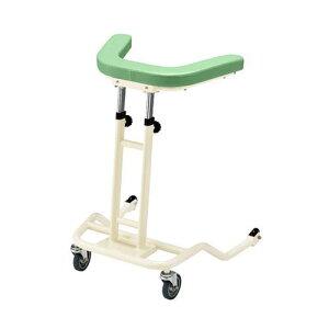らくらくあるくん (R) 〜低床型〜 (ネスティング歩行器) グリーン Rkun-LG