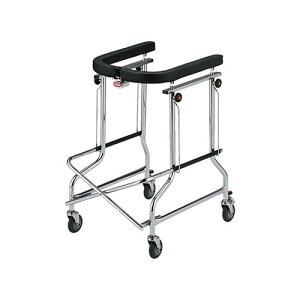 歩行補助器 (アルコー1型・折りたたみ式) 1-T型 (抵抗器付き)【reha】
