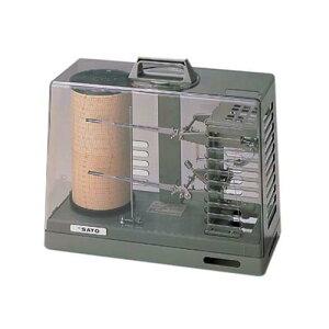 温湿度記録計 (クォーツ式) 7210-00