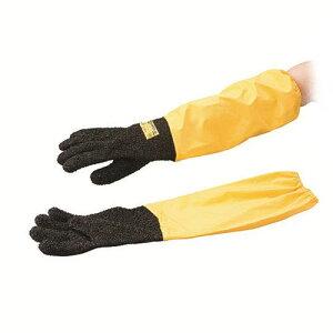 ハイグリップ万能作業手袋 (ロングスリーブタイプ) M