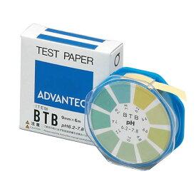 pH試験紙 ロールタイプ BTB 07011020