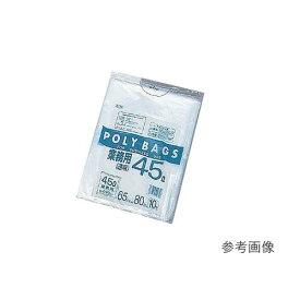 ゴミ袋 透明 70L 10枚入 ゴミ袋(70L)