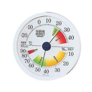 生活管理温・湿度計 壁掛け専用 TM-2441