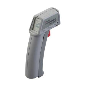 赤外線放射温度計 (レーザーマーカー付き) -18〜+400度 MT4