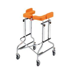 歩行補助器 (アルコー・折りたたみ式) 1G-T型/抵抗器付【reha】
