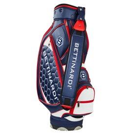 在庫あり!Bettinardi Mini Staff Bag (Red/White/Blue) ベティナルディ ミニ スタッフバッグ