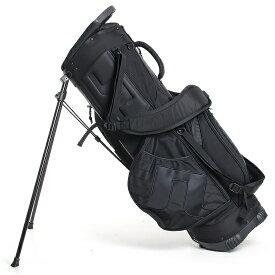 在庫あり!J.Lindeberg Golf Stand Bag-Black J.リンドバーグ ゴルフ スタンドバッグ