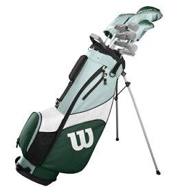 Wilson Staff Women's Profile SGI Complete Stand Golf Club Set ウィルソン プロフィール SGI レディス ゴルフ クラブセット