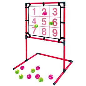 あす楽 送料無料EnjoyFamily.エンジョイファミリー SAKURAI マジックナイン EFS-180N(ストラックアウト ボード 子供 子ども 遊び ゲーム 練習 トレーニング 投球練習 安全 省スペース 的 野球 )