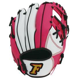 あす楽Falcon・ファルコン 軟式少年用野球グローブ FG-258(野球 グローブ 軟式 Falcon ファルコン 少年 子供 キッズ ジュニア やわらか)