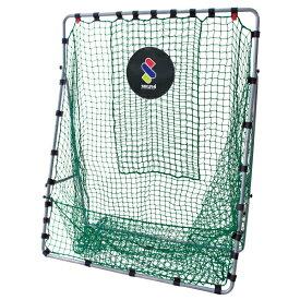 あす楽 送料無料軟式野球・ソフトボール用 バッティングトレーナーネット HT-76N(野球 練習 ネット 防球ネット バッティングネット 軟式 ソフトボール J号 M号対応 目標的付き トレーニング スポーツ用品 野球ネット 練習器具)