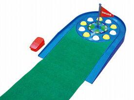 EnjoyFamily.エンジョイファミリー スピンゴルフ EFS-120-N21(ゴルフ おもちゃ 子供 子ども キッズ 室内 遊び 手軽 ファミリー 家族 ボール パター付き)