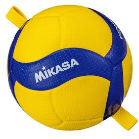 ミカサ【MIKASA】ひも固定式アタック練習用ボール4号球 V400W-AT-TR