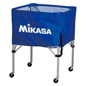 ミカサ【MIKASA】ボールカゴ (フレーム・幕体・キャリーケース3点セット)BC-SP-SS-BL