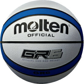 molten モルテン 6号 ゴムバスケットボール BGR6-WB(ゴム バスケットボール バスケット ボール バスケ 球)