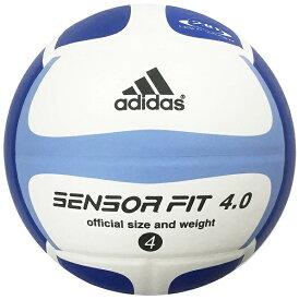 adidas (アディダス)バレーボール センサーフィット 4号 AV4010B