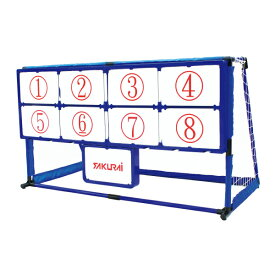 訳有 送料無料 EnjoyFamily.エンジョイファミリー マジックナインサッカー EFS-182(N21)ボール3個・ポンプ付き (ストラックアウト サッカー キック ターゲット キックターゲット キック練習 ボード 子供 子ども 遊び ゲーム トレーニング 安全 省スペース)