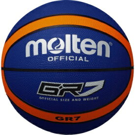 molten モルテン ゴムバスケットボール 7号 BGR7-BO(ゴム バスケットボール バスケット ボール バスケ 球 スポーツ用品)