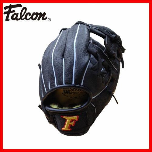 少年軟式用野球グローブ FG-011 野球 ソフトボール グローブ ミット グラブ 少年軟式用 オールラウンド用 天然皮革 ピックスキン ジュニア Falcon ファルコン02P03Dec16