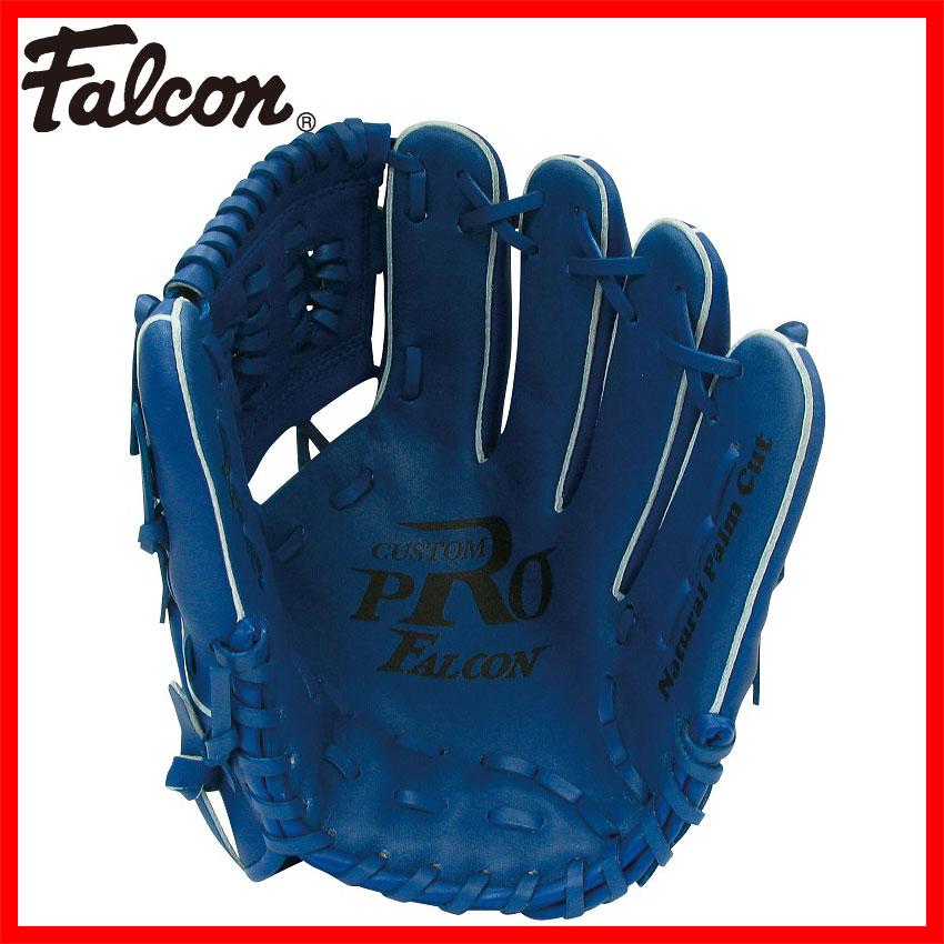 軟式少年用野球グローブ FG-4022(野球グラブ 軟式野球 Falcon ファルコン 親指革命 ジュニア用 グローブ 少年 やわらか 即実戦 青 ブルー) 02P03Dec16