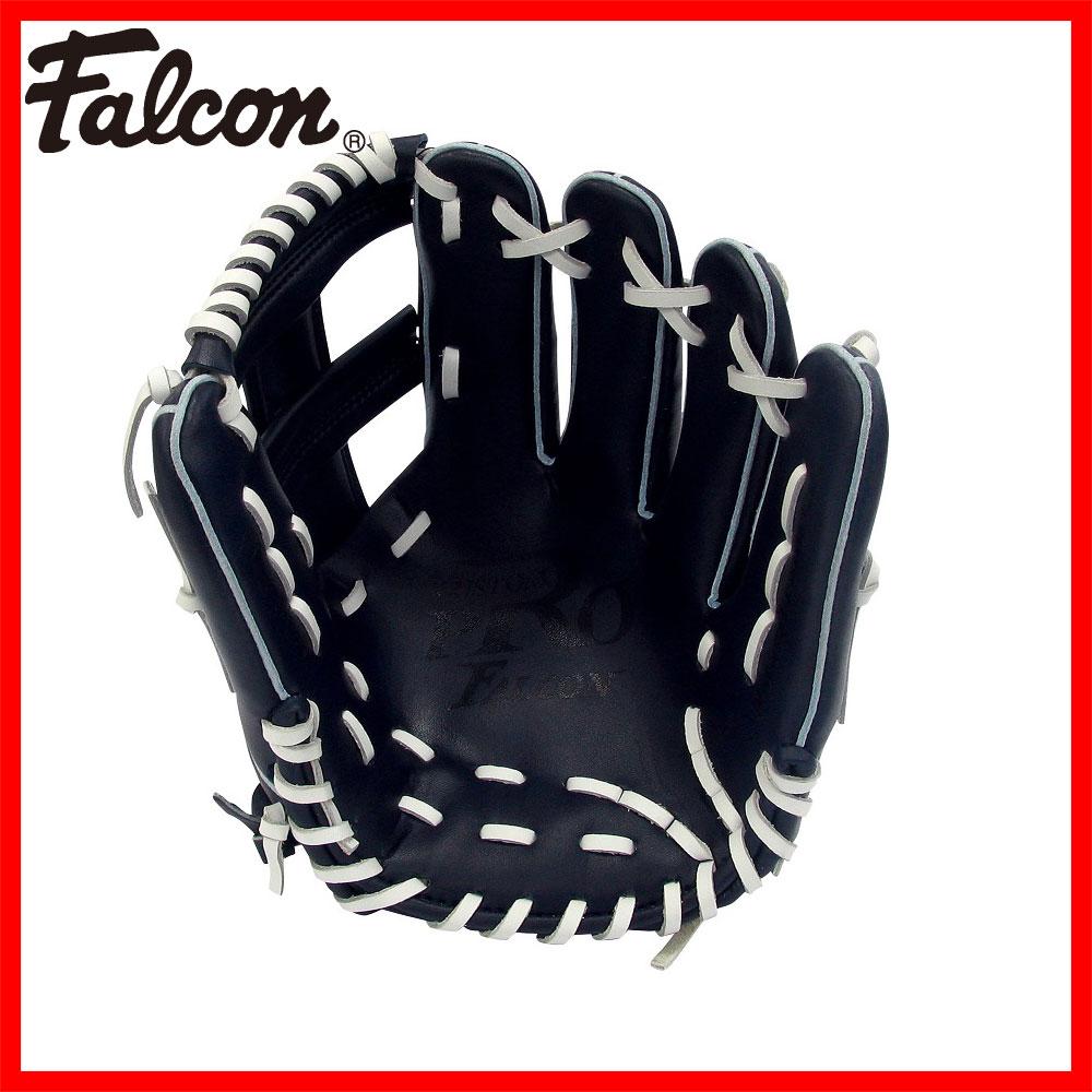 軟式一般用野球グローブ FG-5717(野球グラブ 軟式野球 Falcon ファルコン 一般 軟式用グローブ 右 即実戦 やわらか) 02P03Dec16