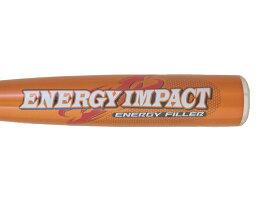 あす楽 送料無料 J号球対応PROMARK・プロマーク エナジーインパクト 軟式少年用バット オレンジ 80cm(軟式 バット バッティング 野球 野球用品 ベースボール 少年 ジュニア)