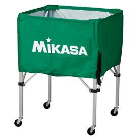 ミカサ【MIKASA】ボールカゴ (フレーム・幕体・キャリーケース3点セット)BC-SP-SS-G