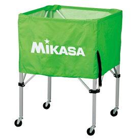 ミカサ【MIKASA】ボールカゴ (フレーム・幕体・キャリーケース3点セット)BC-SP-SS-LG