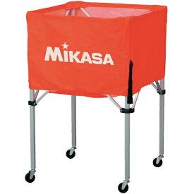 ミカサ【MIKASA】ボールカゴ (フレーム・幕体・キャリーケース3点セット)BC-SP-SS-O