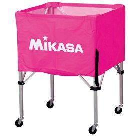 ミカサ【MIKASA】ボールカゴ (フレーム・幕体・キャリーケース3点セット)BC-SP-SS-P