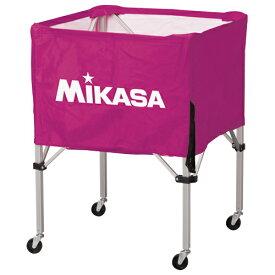 ミカサ【MIKASA】ボールカゴ (フレーム・幕体・キャリーケース3点セット)BC-SP-SS-V