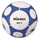 ミカサ 【MIKASA】 サッカーボール 検定球 5号 MC5-WBL 1005_flash 02P03Dec16