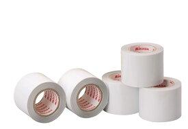【MIKASA】ミカサ ラインテープ 伸びないタイプ 1箱 PP-5050mm×20m×5巻 カラー:白/赤/黄/緑(ラインテープ バスケットボール ハンドボール ドッジボール スポーツ)