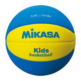ミカサ【MIKASA】スマイルバスケットボール SB5-YBL