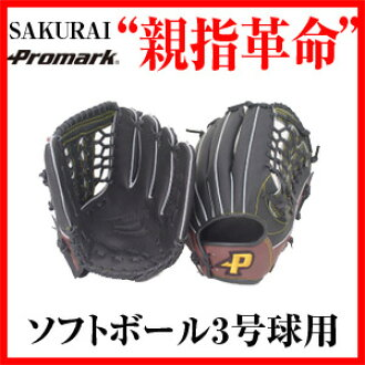 promark 프로 마크 소프트 일반용 글로브 올 라운드용(글로브 글로브 소프트볼 소프트 소프트용 소프트볼 용품) 1005_flash 02 P03Dec16